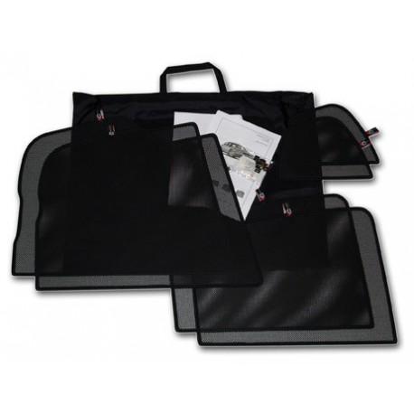 Car shades Seat Ibiza ST 2010- autozonwering
