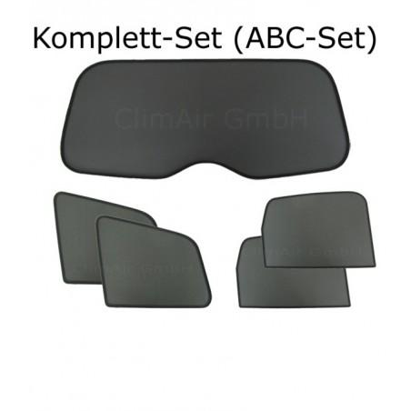 Sonniboy Audi A6 Avant 2011- autozonwering