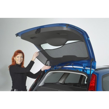 Sonniboy Ford Fiesta 3-deurs 2008-2017 autozonwering