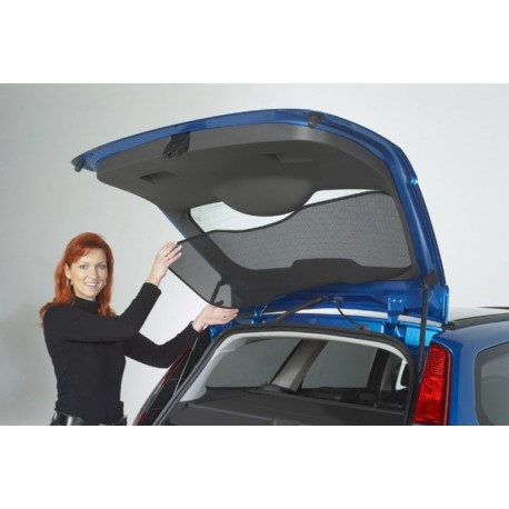 Sonniboy Skoda Rapid Sedan 2012- autozonwering