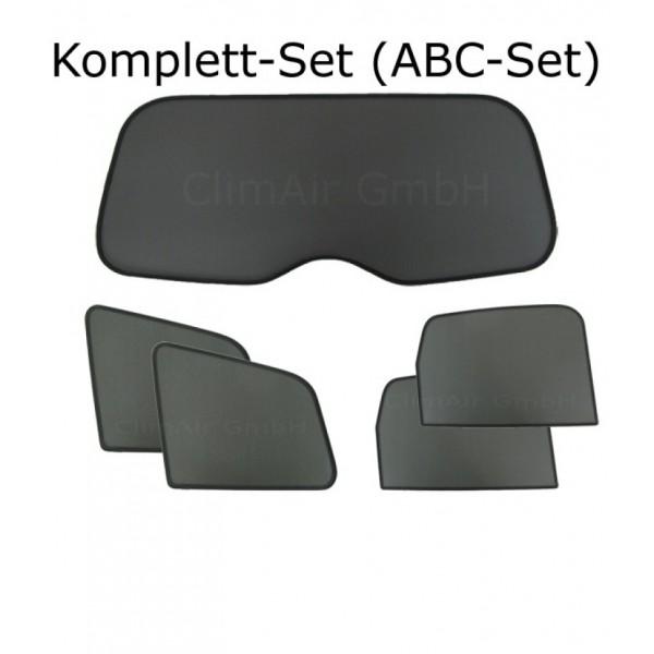Sonniboy Skoda Rapid Spaceback 2013- autozonwering