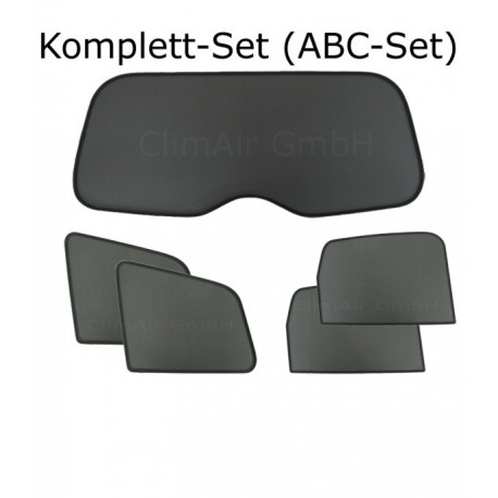 Sonniboy Volkswagen Golf VII Variant 2013- autozonwering