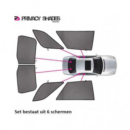 Car shades Kia Niro 2016- autozonwering