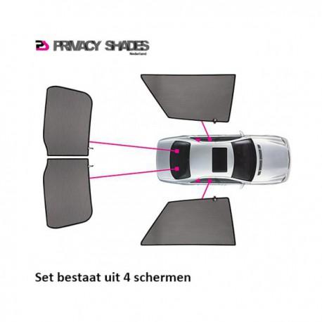 Car shades Volkswagen T-Roc SUV 2017- autozonwering