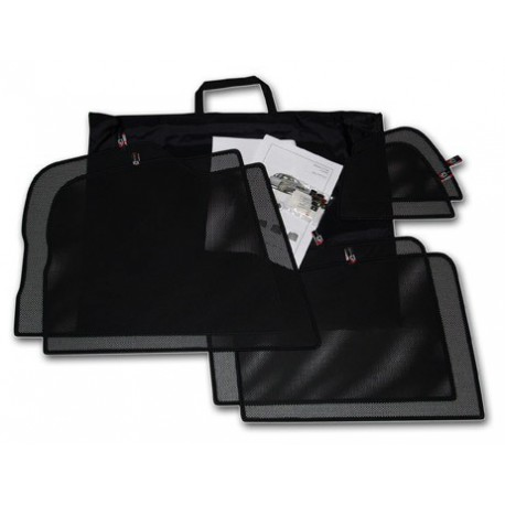 Car shades Citroen C3 Picasso 2008- autozonwering