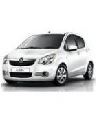 Auto zonnescherm Opel Agila ✓ Top merk ✓ Achteraf betalen