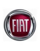 Auto zonwering Fiat Panda III 5-deurs 2012-